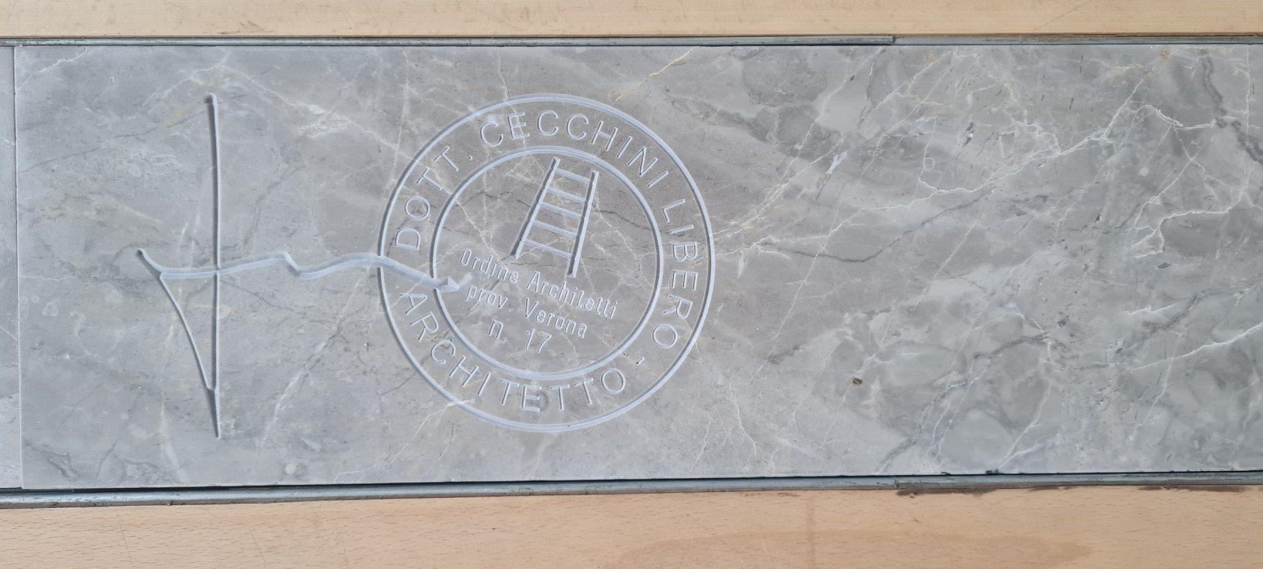 ordine architetti firma libero cecchini