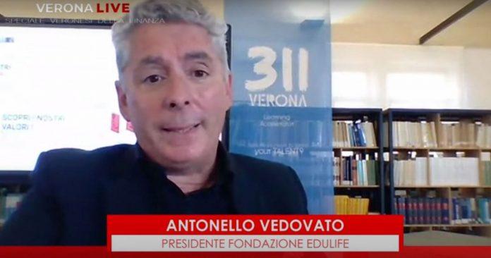 Antonello Vedovato presidente Edulife