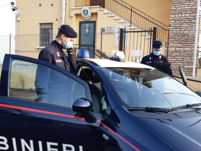 Carabinieri Pastrengo