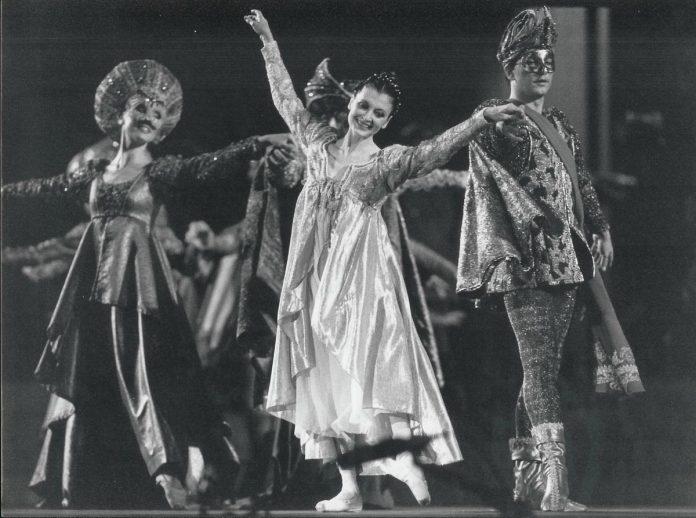 Carla Fracci in Arena