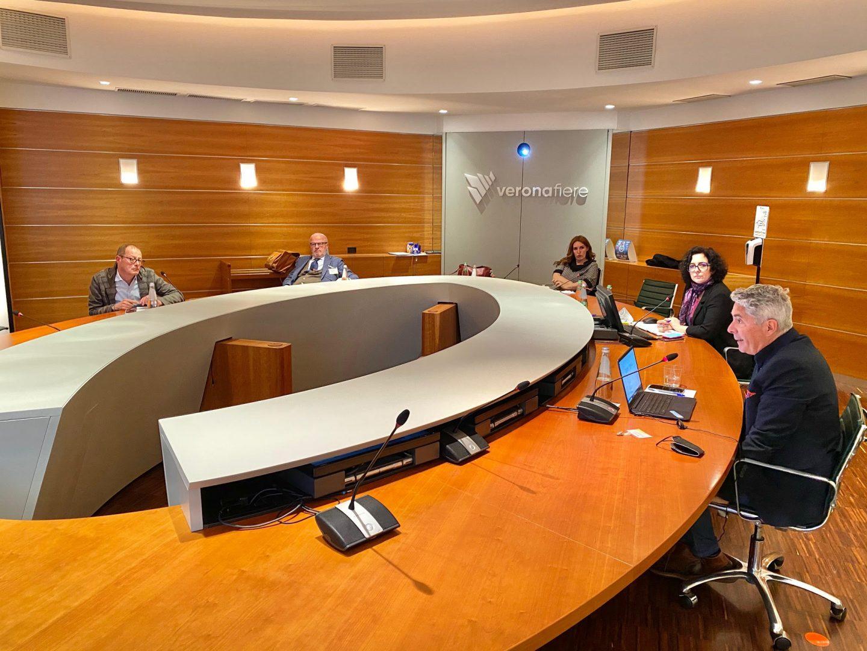 Il Comitato istituzionale di Job&Orienta