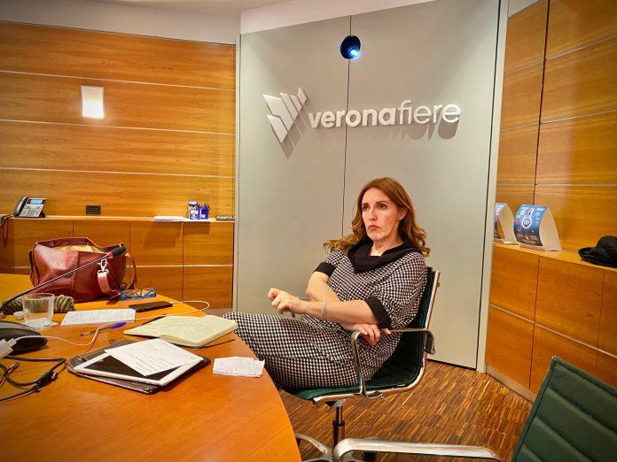 Elena Donazzan al Comitato istituzionale di Job&Orienta