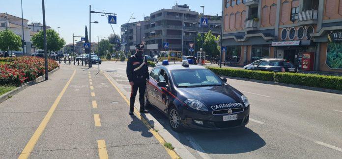 Denuncia carabinieri
