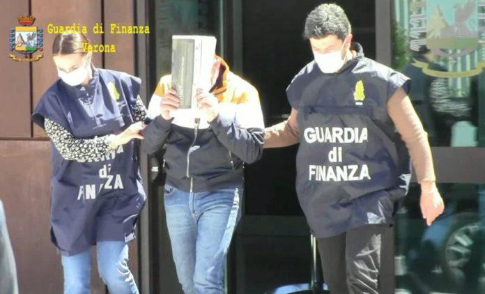 Falso broker arrestato dalle Fiamme Gialle