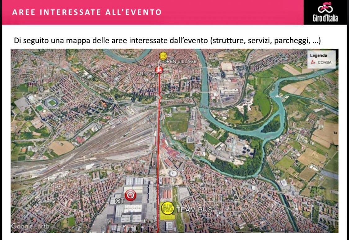 Giro d'Italia a Verona