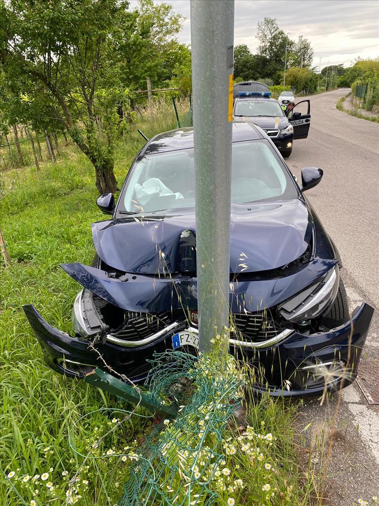 Incidente via Campagnole Verona