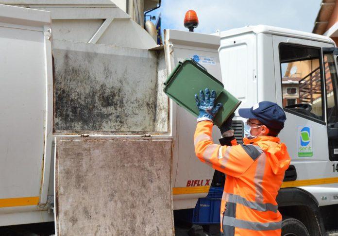 Raccolta rifiuti porta a porta in Lessinia - Serit