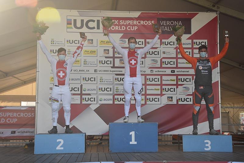 UCI BMX Supercross World Cup 2021-BMX Olympic Arena di Verona-Men Elite