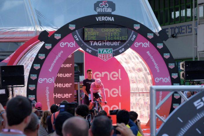 Giro d'Italia 2019 in Fiera a Verona