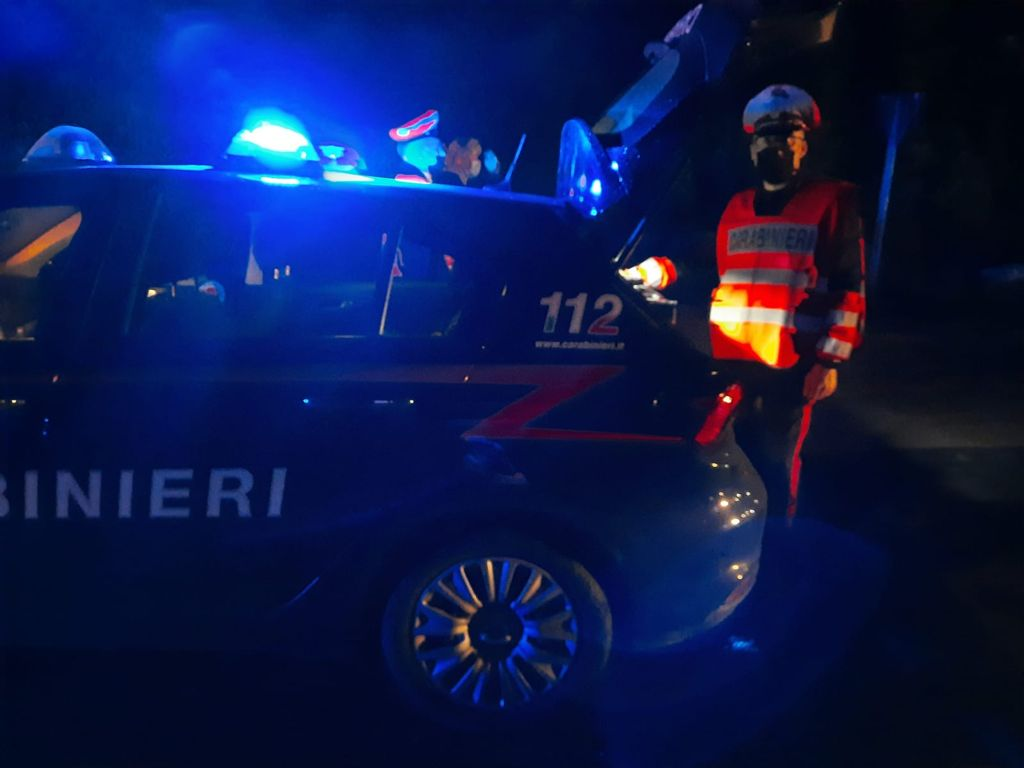 incidente pastrengo carabinieri