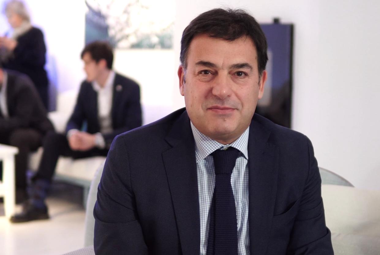 Raul Barbieri, direttore generale di Piemmeti