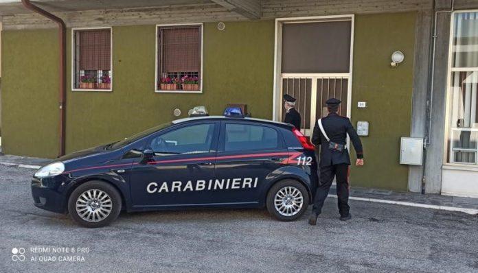 Carabinieri - Bussolengo - casa d'appuntamenti prostituzione