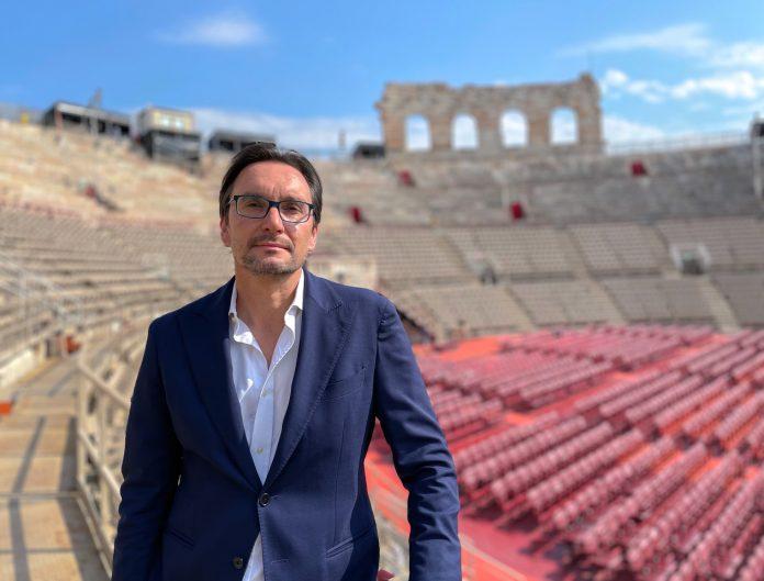 Cristian Modolo, responsabile marketing del gruppo dolciario veronese