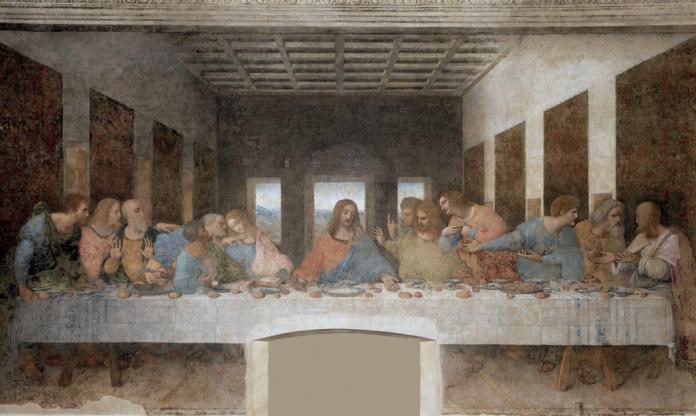"""""""Il Cenacolo di Leonardo da Vinci. Dalle crepe la luce"""""""
