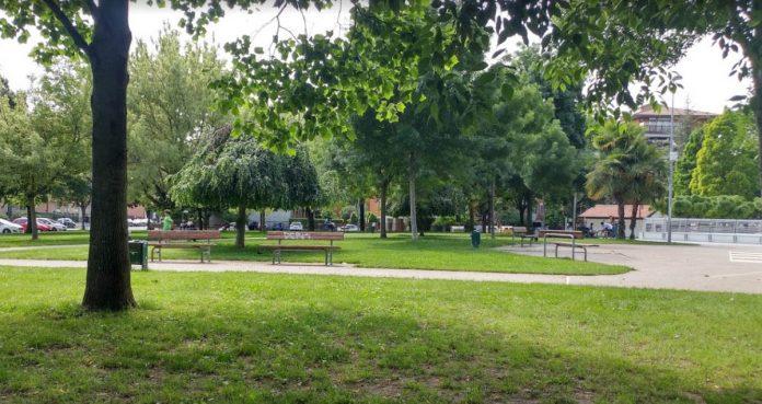 Parco di Borgo Santa Croce Verona