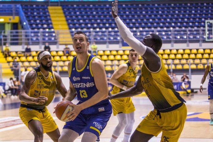Reale Mutua Torino-Scaligera Basket Verona - Francesco Candussi