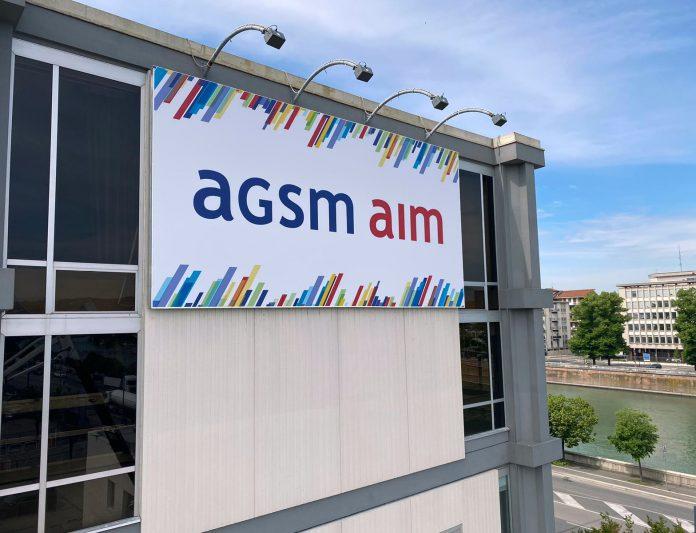 La sede Veronese del Gruppo Agsm Aim
