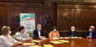 L'Amministrazione partecipa all'organizzazione del progetto.
