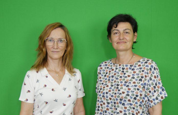 Cristina Zorzanello e Anna Maria Sterchele