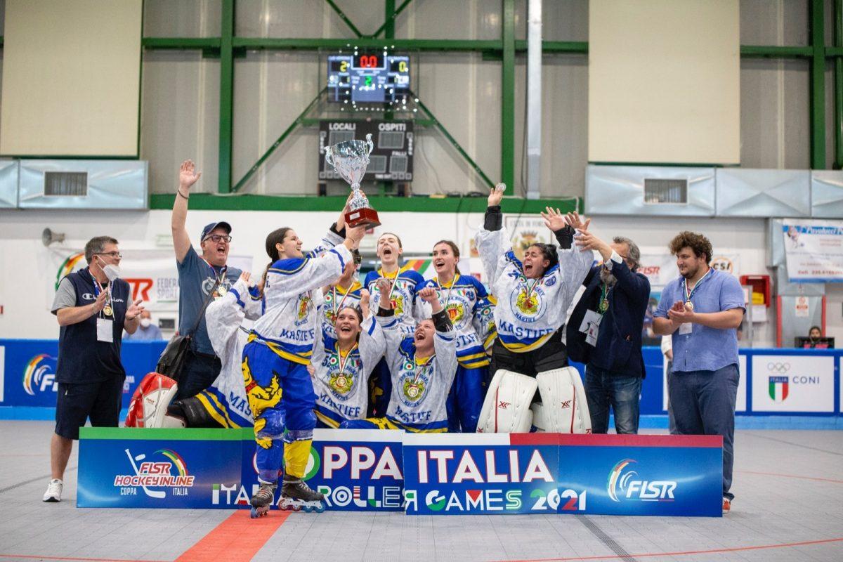 Coppa Italia, Cus Verona Hockey Mastiff
