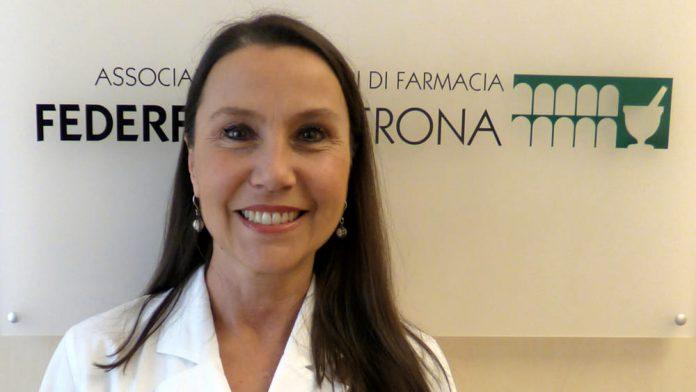 Elena Vecchioni, presidente di Ferderfama Verona