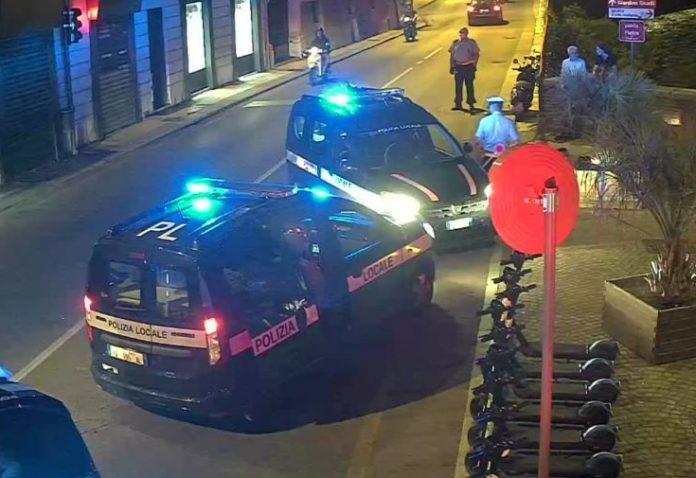 Polizia Ponte Pietra carabinieri agenti