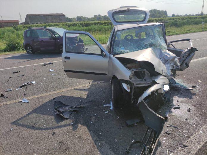 Incidente sulla Porcilana, 23 luglio 2021