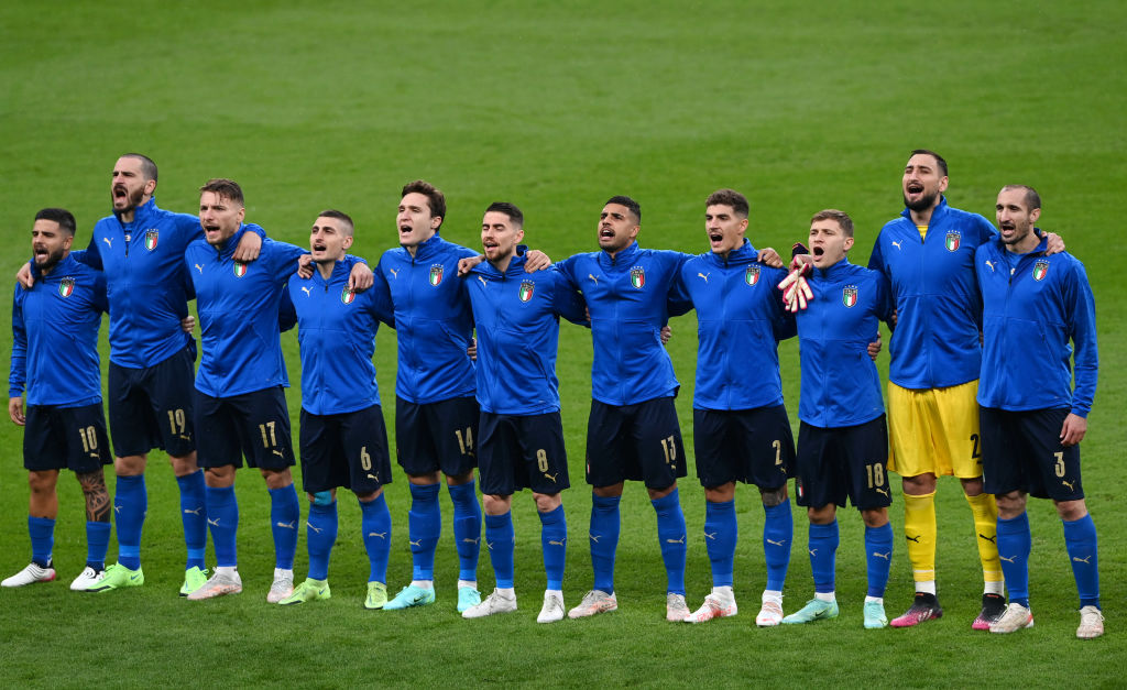 Inghilterra Italia finale Euro 2020
