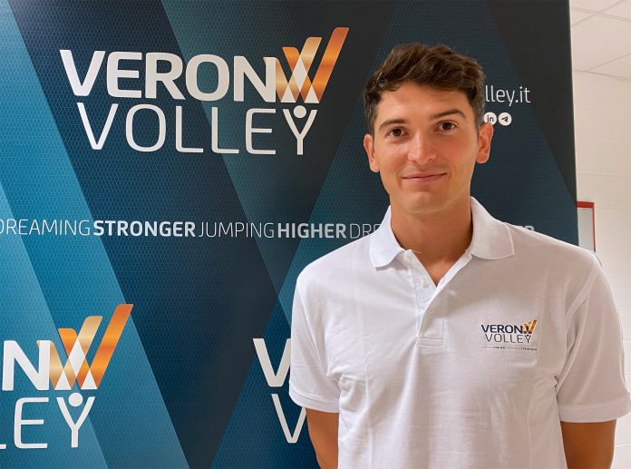 Luca Spirito è riuscito a riprendersi dall'infortunio subitop mal tendine della mano per poter essere con Volley Verona nella prossima stagione