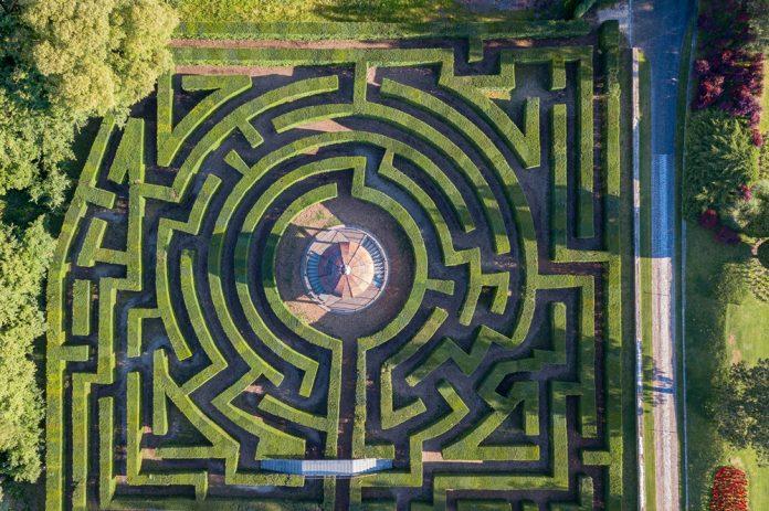 Il Labirinto del Parco Giardini Sigurtà di Verona