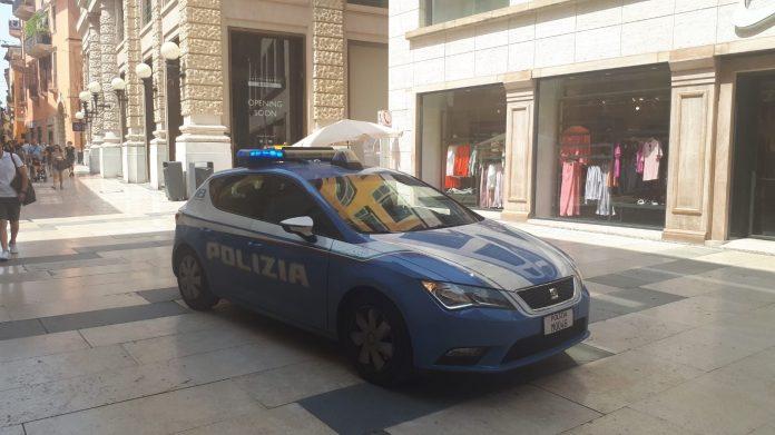 Polizia - Furto Aggravato Verona via Mazzini