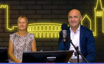 Stefano Canazza e Lidia Perbellini