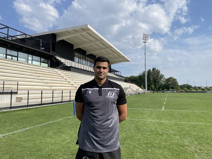 Umberto Tedeschi, Verona Rugby