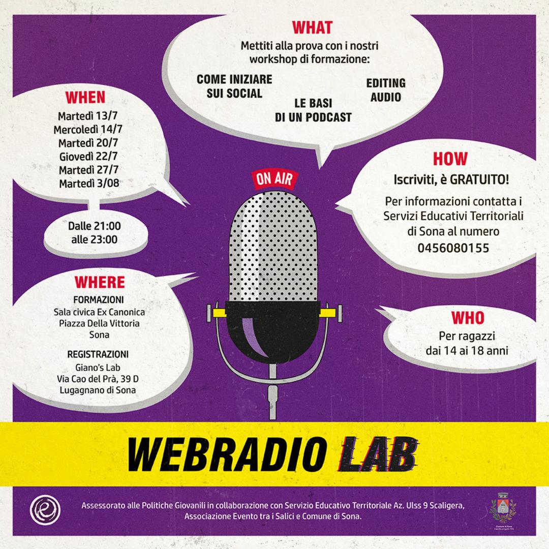 WebRadioLab Sona