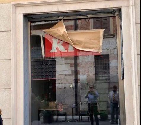 KFC Verona Piazza Erbe