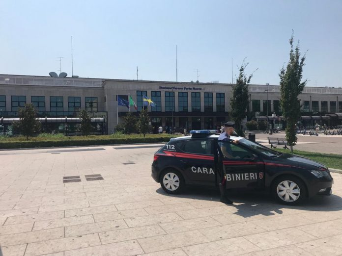 Carabinieri Stazione Porta Nuova