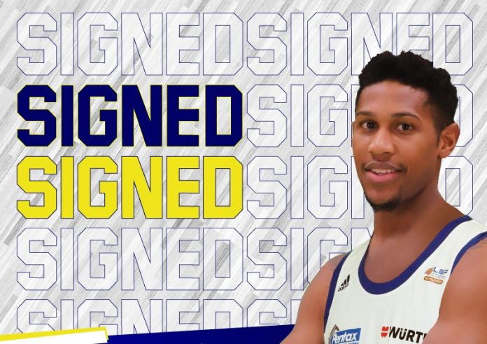 Xavier Johnson alla Scaligera Basket Verona