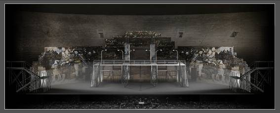 Nabucco Arena Opera Festival 2021