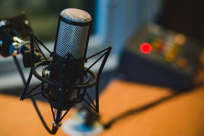 web radio podcast microfoni microfono