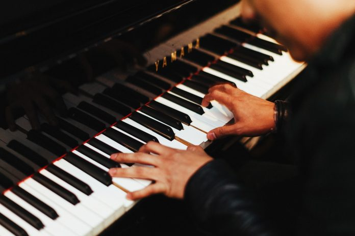 pianoforte pianista tastiera musica classica