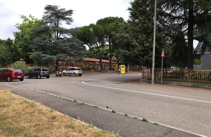 via Eugenio Gallizioli, a San Michele Extra - rapina furto