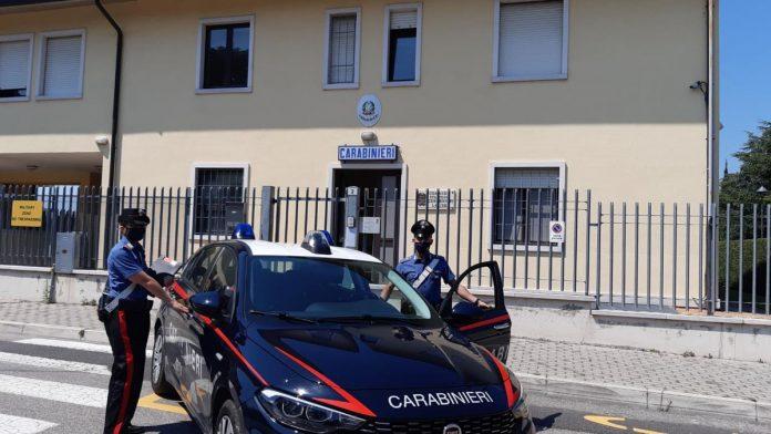 Carabinieri Lazise