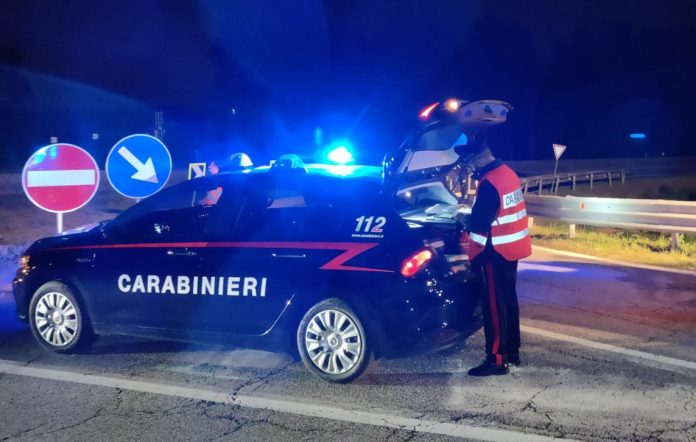 Carabinieri Lazise aggressione