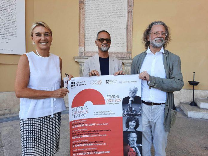 Presentazione Grande Teatro Verona