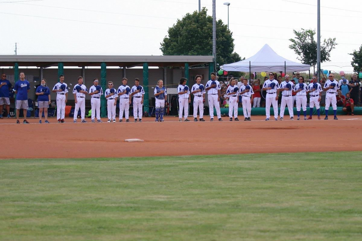 Nazionale under 12 baseball