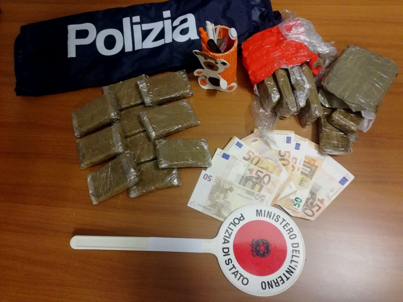 Arresto Droga zona Chievo