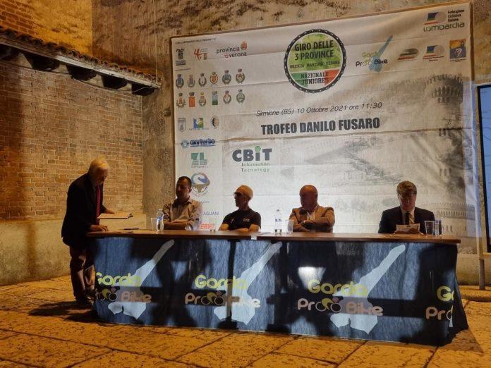 Conferenza Giro delle Tre province
