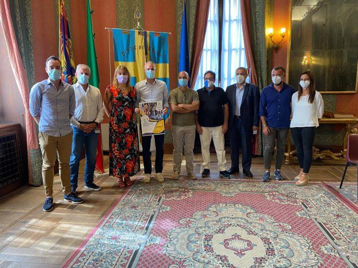 Presentazione a Palazzo Barbieri dei Campionati regionali Fidal Allievi e Juniores