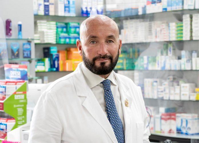 Gianmarco Padovani, consigliere comunale Verona e vicepresidente Federfarma Verona