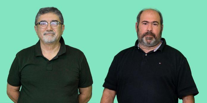 Paolo Filippi e Nicola Milan
